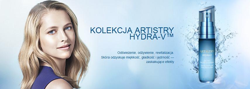 ARTISTRY HYDRA-V – nawodnienie skóry